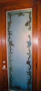 Etched glass entries 006